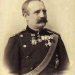 Befæstningens personalia oberstløjtnant Sommerfeldt