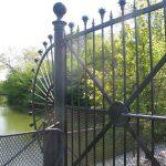 Kastrup Fort, porten