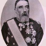 Befæstningens personalia Krigsminister bahnson