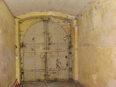 Porten til Bagsværdfortet