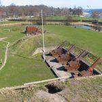 Charlottenlund Fort, Københavns befæstning, 29 cm. haubits