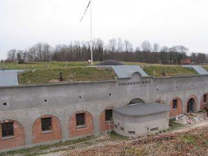 Københavns Befæstning, Garderhøjfortet Strubekaponiere