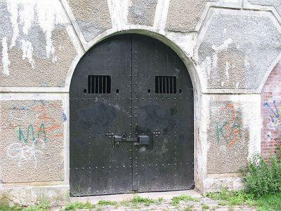 Lyngby Fort port