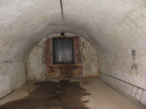 Lyngby Fort Mandskabsrum