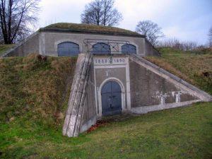 Københavns Befæstning, Hvissinge batteri på Vestvolden