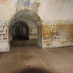 Korridor skytsetagen