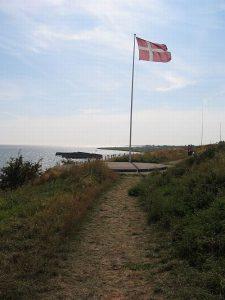 Københavns befæstning, Dragør Fort, fortdækket