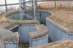 Dragør Fort, betonstilling for håndvåben
