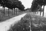 Jernbanespor på Vestvolden 1920