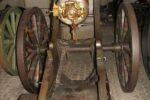 12 cm lang jernkanon, lås