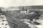 Bygning af Vestvolden 1889