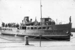 Middelgrundsfortet Transportbåd 1946