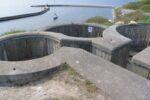 Flakfortet beton post